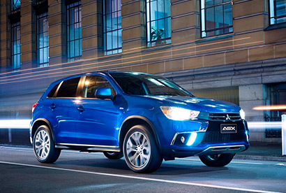 Built to drive On city avenues or on the open road ASX delivers smooth power and real efficiency. The handling is sharp, the ride is precise. Both VRX and XLS are available with 4WD diesel for the more adventurous.
